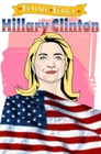 Female Force: Hillary Clinton: The Graphic Novel Cover Image