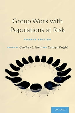 Book Group Work with Populations At-Risk by Geoffrey Greif