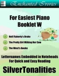 Enchanted Ivories for Easiest Piano Booklet W 790e9562-6a0e-4c0b-a951-b610e8b02926