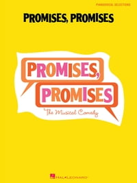 Promises, Promises (Songbook): The Musical Comedy
