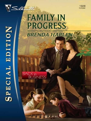 Family in Progress by Brenda Harlen