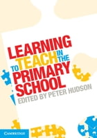 Learning to Teach in the Primary School