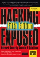 Hacking Exposed 5th Edition by Stuart McClure