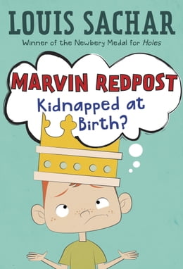 Book Marvin Redpost #1: Kidnapped at Birth? by Louis Sachar
