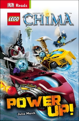 LEGO� Legends of Chima Power Up!
