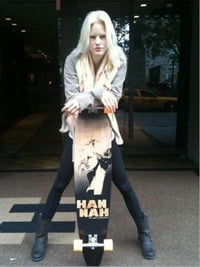 How to Ride a Long Board