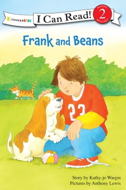 Book Frank and Beans by Kathy-jo Wargin