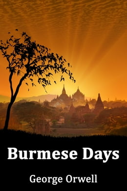 Book Burmese Days: [ 20th-century British novelists ] by George Orwell