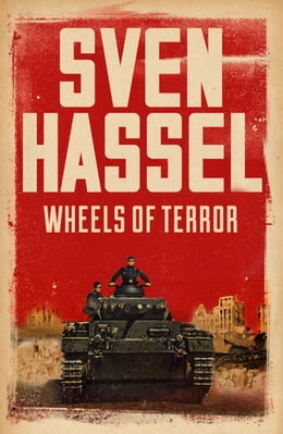 Book Wheels of Terror by Sven Hassel