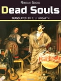 9788087762882 - Nikolai Gogol, translator Charles James Hogarth: Dead Souls (Illustrated) - Kniha
