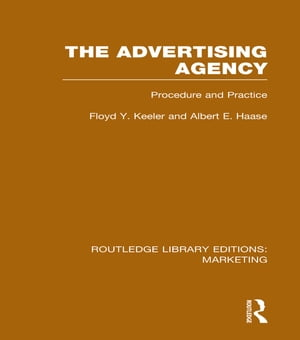 The Advertising Agency (RLE Marketing) Procedure and Practice