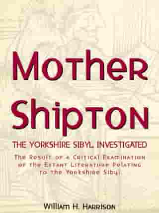 Mother Shipton by William H. Harrison