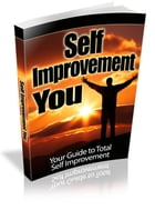 Self Improvement You by Anonymous