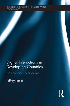 Digital Interactions in Developing Countries An Economic Perspective