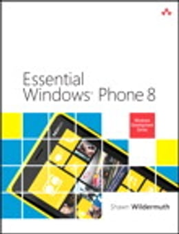 Book Essential Windows Phone 8 by Shawn Wildermuth