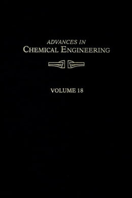 Book Advances in Chemical Engineering by Unknown, Author