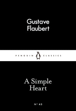 Book A Simple Heart by Gustave Flaubert