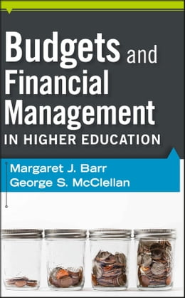 Book Budgets and Financial Management in Higher Education by Margaret J. Barr