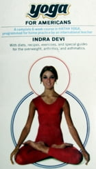 Yoga For Americans by Indra Devi