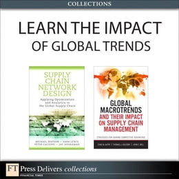 Book Learn the Impact of Global Trends (Collection) by Michael E. Watson