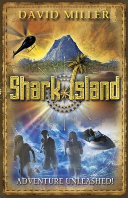 Book Shark Island by David Miller