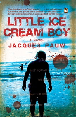 Book Little Ice Cream Boy by Jacques Pauw