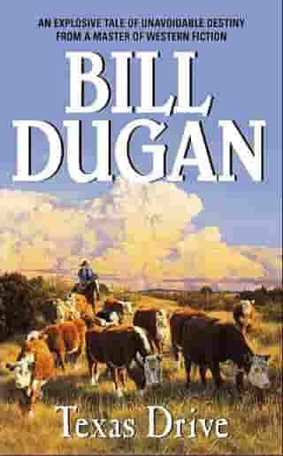 Texas Drive by Bill Dugan