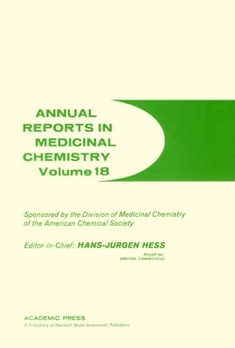 Book Annual Reports in Medicinal Chemistry by Jurgen Hess, Hans