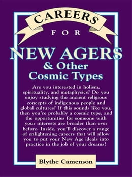 Book Careers for New Agers & Other Cosmic Types by Camenson, Blythe