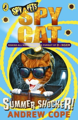 Book Spy Cat: Summer Shocker! by Andrew Cope