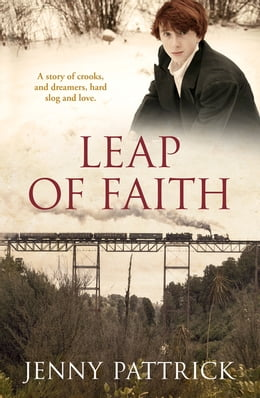 Book Leap of Faith by Jenny Pattrick