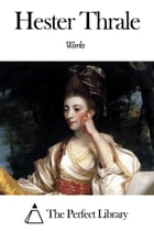 Works of Hester Thrale by Hester Thrale