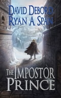 1230000489706 - David Debord, Ryan A Span: The Impostor Prince - Buch