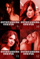 Outstanding Curves Collected Edition 3 – Volumes 9-12 - A sexy photo book by Miranda Frost