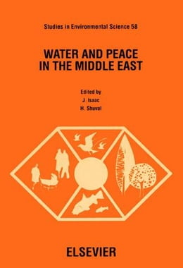 Book Water and Peace in the Middle East by Isaac, J.