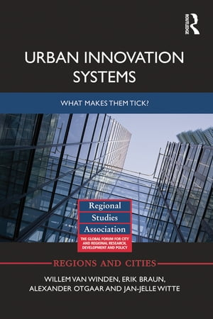 Urban Innovation Systems What makes them tick?