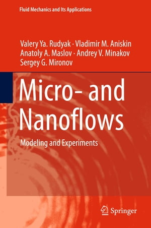 Micro- and Nanoflows: Modeling and Experiments