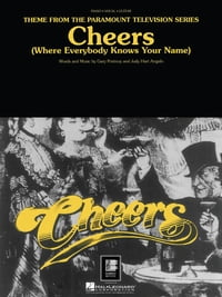 Theme from Cheers (Where Everybody Knows Your Name) Sheet Music