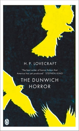 Book The Dunwich Horror by H P Lovecraft
