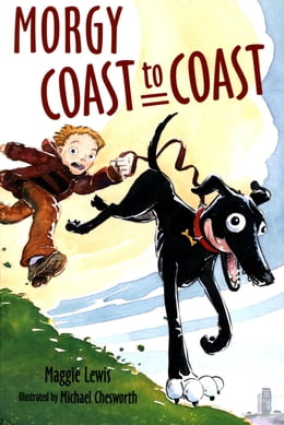 Book Morgy Coast to Coast by Michael Chesworth