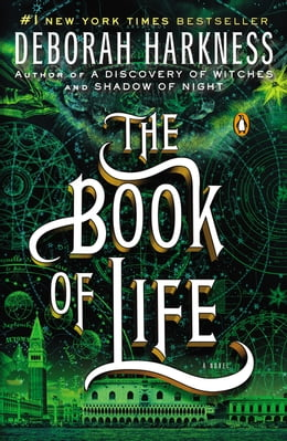 Book The Book of Life: A Novel by Deborah Harkness