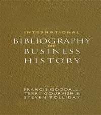 International Bibliography of Business History