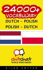 24000+ Vocabulary Dutch - Polish