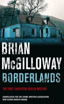 Book Borderlands by Brian McGilloway