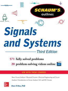 Book Schaum's Outline of Signals and Systems 3ed. by Hwei Hsu