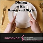 Dining with Grace and Style by Prashant Faldu
