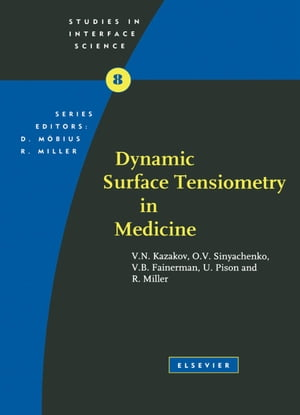 Dynamic Surface Tensiometry in Medicine
