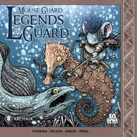 Mouse Guard Legends of the Guard Vol. 3 #3 (of 4)