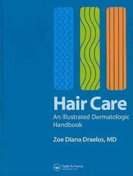 Book Hair Care: An Illustrated Dermatologic Handbook by Draelos, Zoe Diana