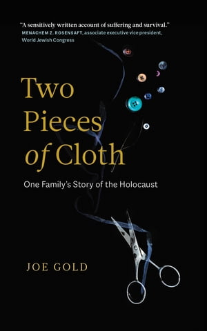 Two Pieces of Cloth by Joe Gold
